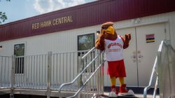 Red Hawk Central Exterior