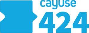 Cayuse 424 logo